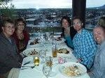 Dinner at the Sunbird